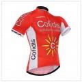 Ensemble cuissard vélo et maillot cyclisme équipe pro Cofidis