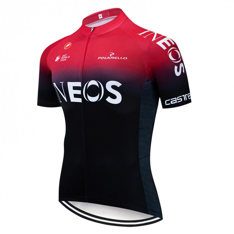Maillot vélo équipe pro INEOS 2019