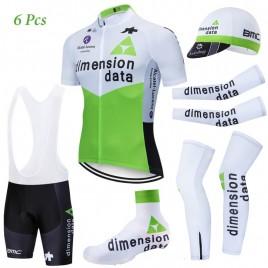 Tenue complète cyclisme équipe pro Dimension Data 2019