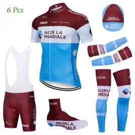 Tenue complète cyclisme équipe pro AG2R La Mondiale 2019