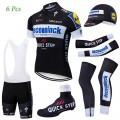 Tenue complète cyclisme équipe pro Deceuninck - Quick Step 2019 Noir