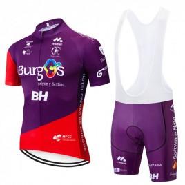Tenue complète cyclisme équipe pro BURGOS BH 2019