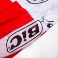 Ensemble cuissard vélo et maillot cyclisme pro vintage BIC France