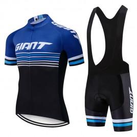 Ensemble cuissard vélo et maillot cyclisme pro Giant 2019