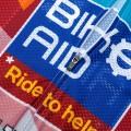 Ensemble cuissard vélo et maillot cyclisme équipe pro BIKE AID 2020 Aero Mesh