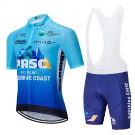 Ensemble cuissard vélo et maillot cyclisme équipe pro PRSC 2020 Aero Mesh