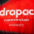 Ensemble cuissard vélo et maillot cyclisme équipe pro Cannondale DRAPAC 2020 Aero Mesh