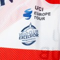Ensemble cuissard vélo et maillot cyclisme équipe pro IAM 2020 Aero Mesh