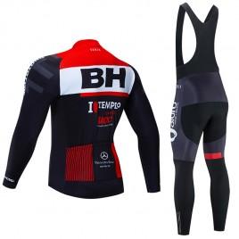 Ensemble cuissard vélo et maillot cyclisme hiver pro BH 2020