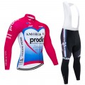 Ensemble cuissard vélo et maillot cyclisme hiver pro AMORE & VITA – PRODIR 2020