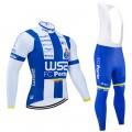 Ensemble cuissard vélo et maillot cyclisme hiver pro W52 FC PORTO 2020