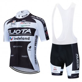Ensemble cuissard vélo et maillot cyclisme pro KUOTA INDELAND 2019 Aero Mesh