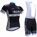 Ensemble cuissard vélo et maillot cyclisme équipe pro Bora Hansgrohe Craft