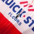 Ensemble cuissard vélo et maillot cyclisme équipe pro DECEUNINCK QUICK STEP 2020 Aero Mesh Red
