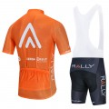 Ensemble cuissard vélo et maillot cyclisme équipe pro ACURA RALLY 2020 Aero Mesh