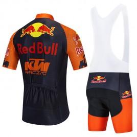 Ensemble cuissard vélo et maillot cyclisme équipe pro RED BULL KTM 2020 Aero Mesh