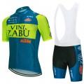 Ensemble cuissard vélo et maillot cyclisme équipe pro VINI ZABU KTM Aero Mesh