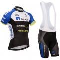 Ensemble cuissard vélo et maillot cyclisme équipe pro NetApp Endura