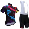 Ensemble cuissard vélo et maillot cyclisme UCI World Tour