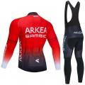 Ensemble cuissard vélo et maillot cyclisme hiver pro ARKEA SAMSIC 2020