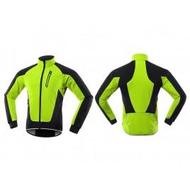 Veste polaire thermique vélo hiver grand froid Arsuxeo 2020
