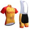 Ensemble cuissard vélo et maillot cyclisme Snovaky Espagne