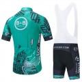 Ensemble cuissard vélo et maillot cyclisme équipe pro VITAL B&B 2021 Aero Mesh