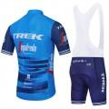 Ensemble cuissard vélo et maillot cyclisme équipe pro TREK Segafredo 2021 Aero Mesh