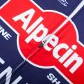 Ensemble cuissard vélo et maillot cyclisme hiver pro ALPECIN FENIX 2021