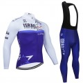 Ensemble cuissard vélo et maillot cyclisme hiver pro ISRAEL Cycling Academy 2021