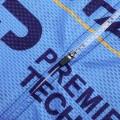 Ensemble cuissard vélo et maillot cyclisme équipe pro ASTANA 2021 Aero Mesh