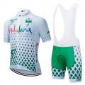 Ensemble cuissard vélo et maillot cyclisme équipe pro Andalucia 2021 Aero Mesh
