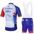 Tenue complète cyclisme équipe pro FDJ Groupama 2021 Aero Mesh