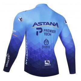 Maillot vélo hiver pro ASTANA 2021