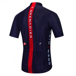 Maillot vélo équipe pro INEOS GRENADIER 2021 Aero Mesh