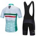 Ensemble cuissard vélo et maillot cyclisme pro BIANCHI 2021 Aero Mesh