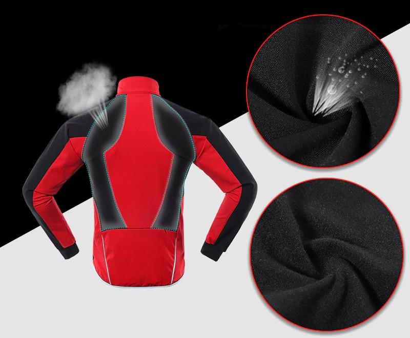 veste vélo hive rthermique 2